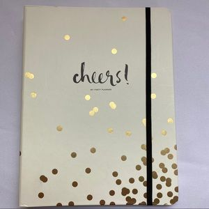 Kate Spade - CHEERS! Party planning book